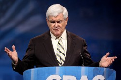Newt Gingrich is a recent geoengineering advocate.