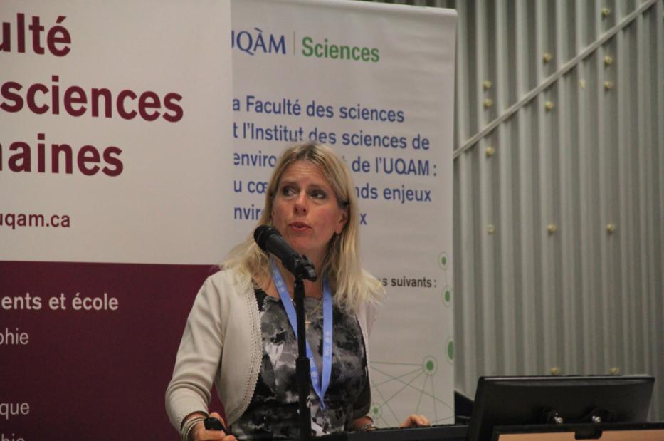 Geoengineering further encroaching on the IPCC's work: 46th IPCC meeting in Montréal, Canada